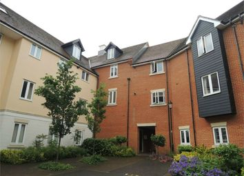 Thumbnail 3 bed flat for sale in Henry Laver Court, Colchester, Essex
