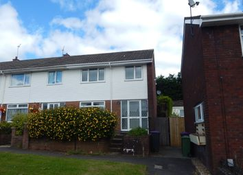Thumbnail 3 bed semi-detached house for sale in Henllys Way, Cwmbran