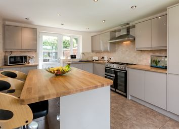 Thumbnail 4 bed detached house for sale in Brompton Park, Brompton-On-Swale, Richmond