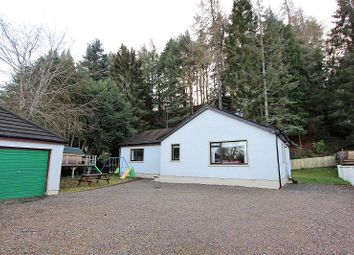 Thumbnail 3 bedroom detached bungalow for sale in 29 Drummond Crescent, Drummond, Inverness