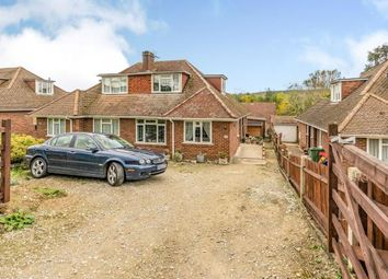 Thumbnail 3 bed bungalow for sale in Downs View Road, Maidstone, Kent, .