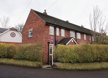 Thumbnail 3 bed end terrace house for sale in Elm Crescent, Alderley Edge