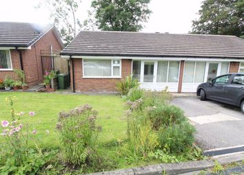 Thumbnail 1 bed semi-detached bungalow to rent in Elson Drive, Hyde