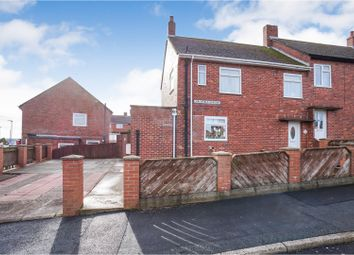 Thumbnail 3 bed end terrace house for sale in Larchfield Gardens, Crook