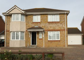 Thumbnail 4 bed detached house for sale in Thorney Bay Road, Canvey Island, Essex