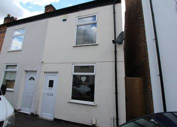 Thumbnail 2 bed end terrace house for sale in Cross Street, Kettlebrook, Tamworth