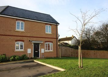 Thumbnail 2 bedroom semi-detached house for sale in Haynes Close, Sawtry, Huntingdon.
