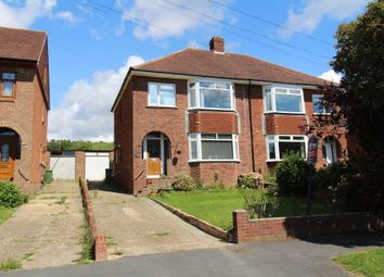 Thumbnail 3 bed semi-detached house to rent in Grant Road, Farlington, Portsmouth