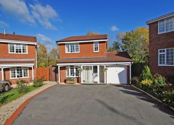 Thumbnail 3 bed detached house for sale in Peterbrook Close, Redditch