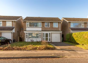 Thumbnail 4 bed detached house for sale in Coleridge Drive, Abingdon, Oxfordshire