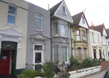 Thumbnail 6 bed terraced house for sale in Stubbington Avenue, Portsmouth