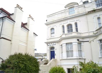 Thumbnail 2 bed flat to rent in Top Floor, Quarry Crescent, Hastings, East Sussex