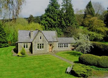 Thumbnail 3 bed detached house for sale in Pine Lodge, Leighton, Welshpool, Powys