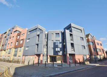 Thumbnail 2 bed flat for sale in Bramley Crescent, Ilford, Essex