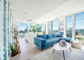 Thumbnail 2 bed flat to rent in South Bank Tower, 55 Upper Ground, Blackfriars