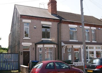 Thumbnail 2 bed terraced house to rent in North Street, Stoke Heath, Coventry