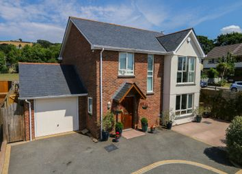 Thumbnail 4 bed detached house for sale in St. Mary Magdalen Close, Bishopsteignton, Teignmouth