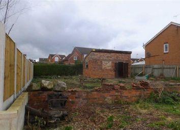 Thumbnail Land for sale in Haddon Street, Sutton In Ashfield, Nottinghamshire