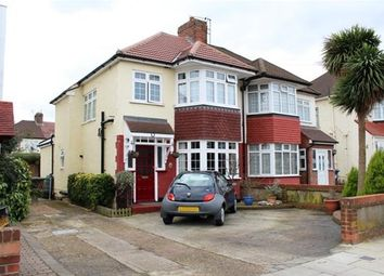 Thumbnail 4 bed semi-detached house to rent in Forest Road, Enfield