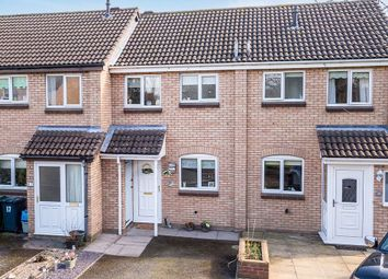 Thumbnail 2 bed terraced house for sale in Woodpecker Close, Shrewsbury