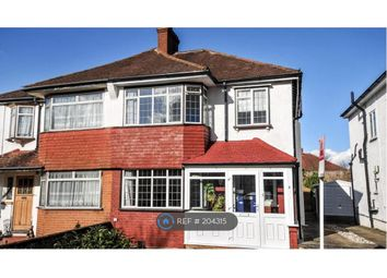 Thumbnail 3 bedroom semi-detached house to rent in Chessington Way, West Wickham