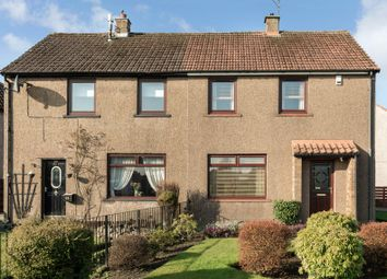 Thumbnail 2 bed semi-detached house for sale in 66 Sinclair Drive, Cowdenbeath