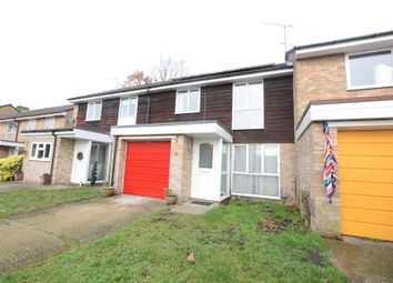 Thumbnail 3 bed terraced house to rent in Bramcote, Camberley, Surrey