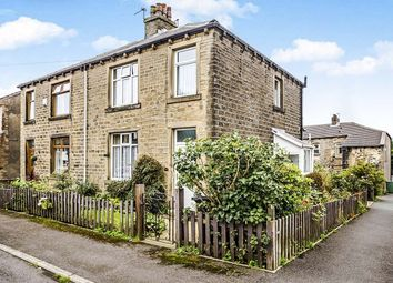 Thumbnail 3 bed semi-detached house for sale in Lord Street, Slaithwaite, Huddersfield