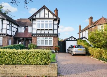 Thumbnail 3 bedroom semi-detached house for sale in East Lane, Wembley, Middlesex