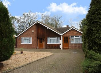 Thumbnail 5 bedroom bungalow to rent in Lower Guildford Road, Knaphill, Woking