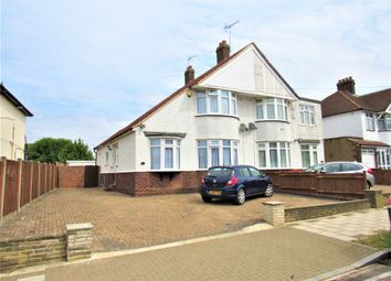 Thumbnail 3 bed semi-detached house for sale in Jersey Avenue, Stanmore