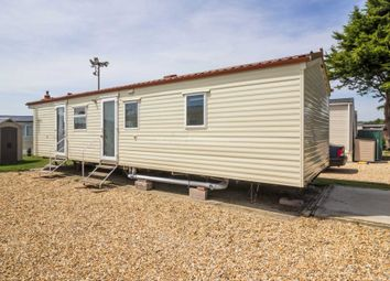Thumbnail 2 bed mobile/park home for sale in Hook Park Estate, Hook Park Road, Warsash, Southampton