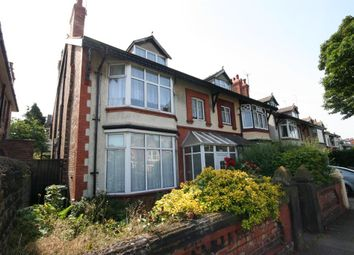 Thumbnail 2 bed flat for sale in Mount Pleasant Road, Wallasey, Merseyside CH4545Hg