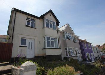 Thumbnail 3 bedroom semi-detached house for sale in Elm Park, Paignton