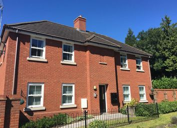 Thumbnail 2 bedroom flat to rent in Toftmead Close, Dereham