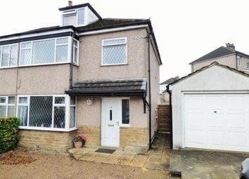 Thumbnail 3 bed semi-detached house for sale in Collier Lane, Baildon, Shipley