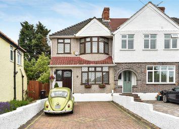 Thumbnail 3 bedroom semi-detached house for sale in Oakdene Avenue, Chislehurst