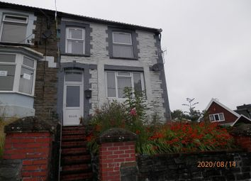 Thumbnail 4 bed end terrace house for sale in Chepstow Road, Cwmparc, Rhondda Cynon Taff.