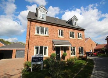 Thumbnail 6 bed detached house for sale in Rounton Place, Nascot Wood Road, Watford, Hertfordshire