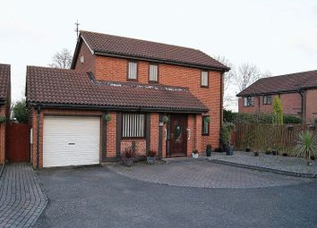 Thumbnail 3 bed detached house for sale in Alderley Drive, Killingworth, Newcastle Upon Tyne