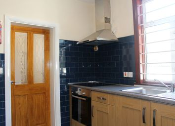 Thumbnail 3 bedroom flat to rent in Herbert Road, London