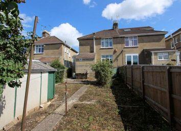 3 bed semi-detached house for sale in Newbridge Road, Lower Weston, Bath BA1