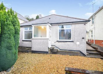 Thumbnail 2 bed detached bungalow for sale in Usk Road, Pontypool