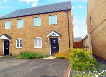 Thumbnail 2 bedroom semi-detached house to rent in Rix Place, Swaffham