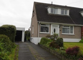 Thumbnail 2 bedroom semi-detached bungalow for sale in Tawe View Crescent, Morriston, Swansea