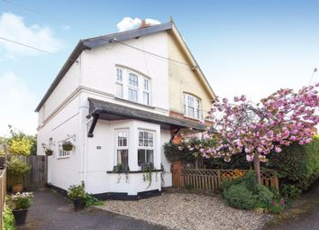 Thumbnail 3 bedroom semi-detached house for sale in Spring Gardens, South Ascot, Ascot