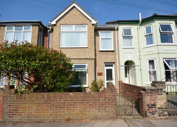 Thumbnail 4 bed terraced house for sale in Haward Street, Lowestoft