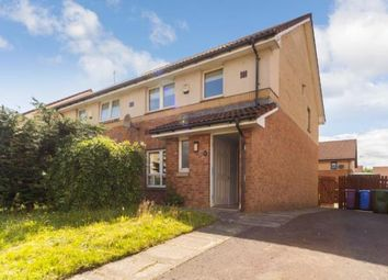 Thumbnail 3 bed semi-detached house for sale in Blaeloch Drive, Glasgow, Lanarkshire