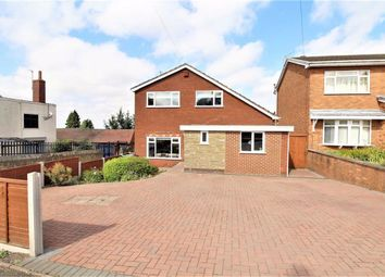 Thumbnail 4 bed detached house for sale in Holloway Street, Dudley