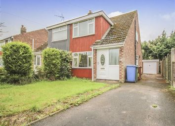 Thumbnail 3 bed semi-detached house for sale in Pennine Avenue, Euxton, Chorley
